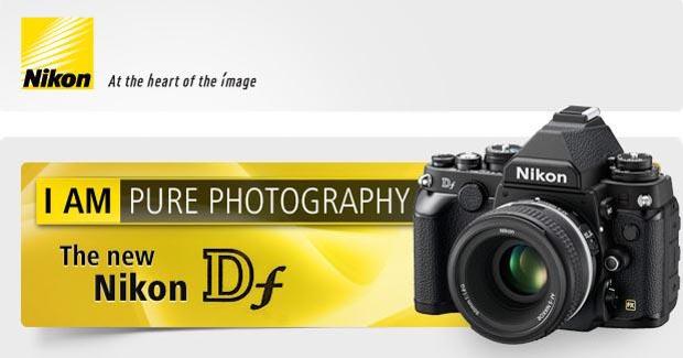 Nikon Df. En klassisk utformet perle
